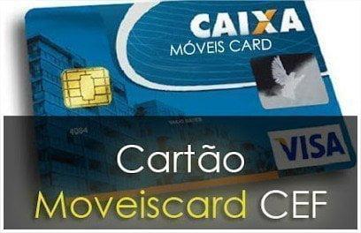 Móveiscard - Caixa Econômica Federal