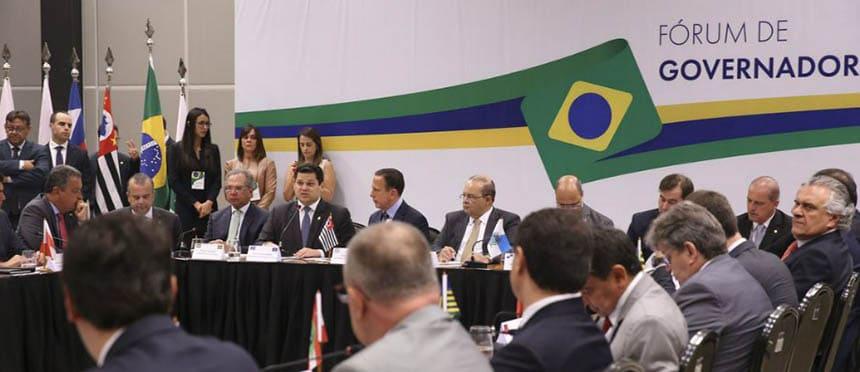 Detalhes da proposta da Nova Previdência foram apresentados a governadores